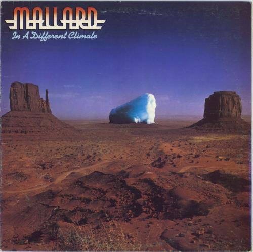 Mallard In A Different Climate vinyl LP album (LP record) UK RLLLPIN568651