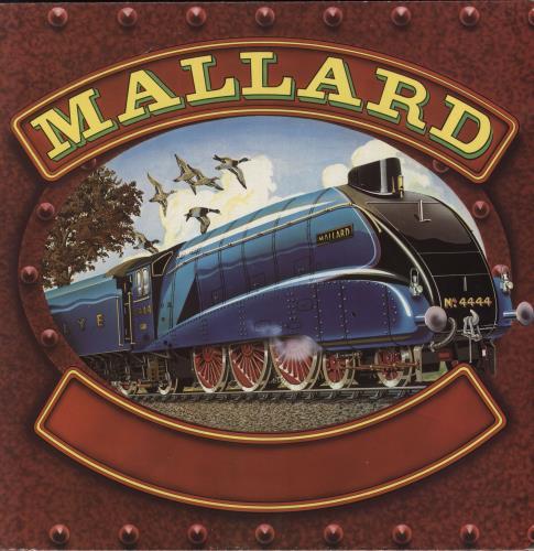 Mallard Mallard vinyl LP album (LP record) UK RLLLPMA749778