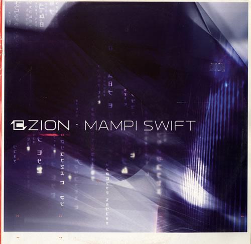 "Mampi Swift Zion/World Of Change 12"" vinyl single (12 inch record / Maxi-single) UK M6V12ZI560942"