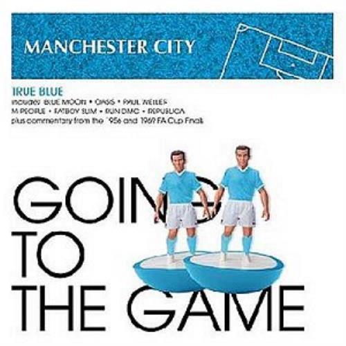 Manchester City F.C. Going To The Game CD album (CDLP) UK GCGCDGO332366