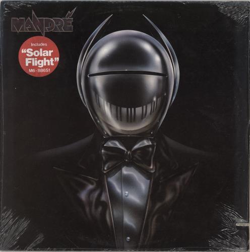 Mandré Mandré vinyl LP album (LP record) US ME-LPMA408576