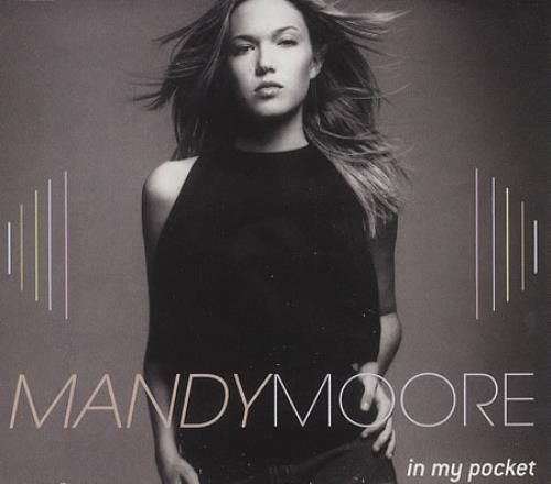 "Mandy Moore In My Pocket CD single (CD5 / 5"") Mexican MDMC5IN194551"