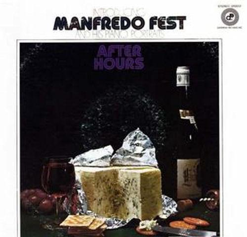 Manfredo Fest After Hours CD album (CDLP) Japanese NHUCDAF550098