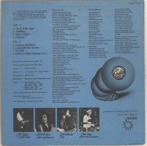 Manfred Mann Nightingales & Bombers - VG vinyl LP album (LP record) UK MFMLPNI719352