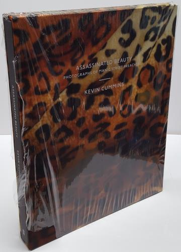 Manic Street Preachers Assassinated Beauty - Un-numbered & Autographed book UK MASBKAS657528