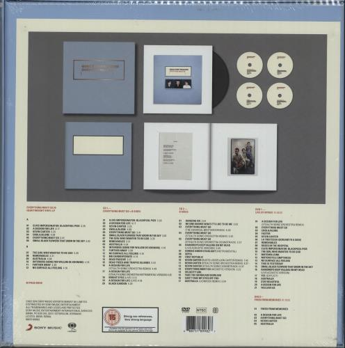 Manic Street Preachers Everything Must Go - 20th Anniversary Edition - Sealed Box box set UK MASBXEV653734