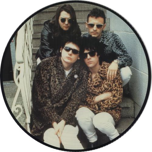 """Manic Street Preachers Interview Picture Disc 12"""" vinyl picture disc 12inch picture disc record UK MAS2PIN92092"""