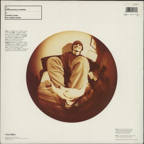 "Manic Street Preachers Life Becoming A Landslide - EX 12"" vinyl single (12 inch record / Maxi-single) UK MAS12LI765136"