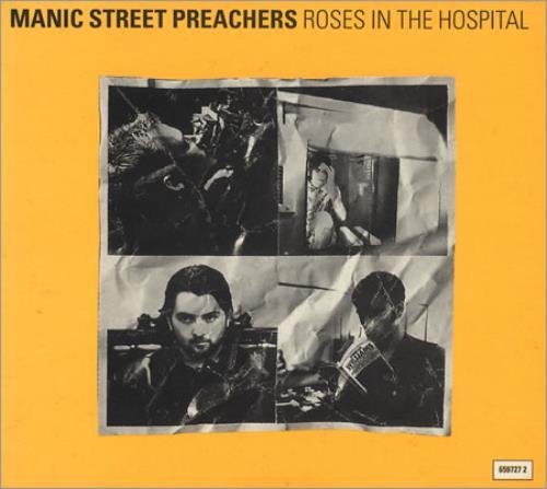 """Manic Street Preachers Roses In The Hospital CD single (CD5 / 5"""") UK MASC5RO22464"""