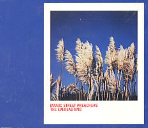 "Manic Street Preachers The Everlasting CD single (CD5 / 5"") Australian MASC5TH124968"