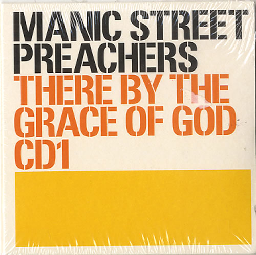 Manic Street Preachers There By The Grace Of God - Sealed 2-CD single set (Double CD single) UK MAS2STH224396
