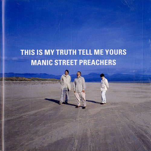 Manic Street Preachers This Is My Truth Tell Me Yours CD album (CDLP) Japanese MASCDTH546409