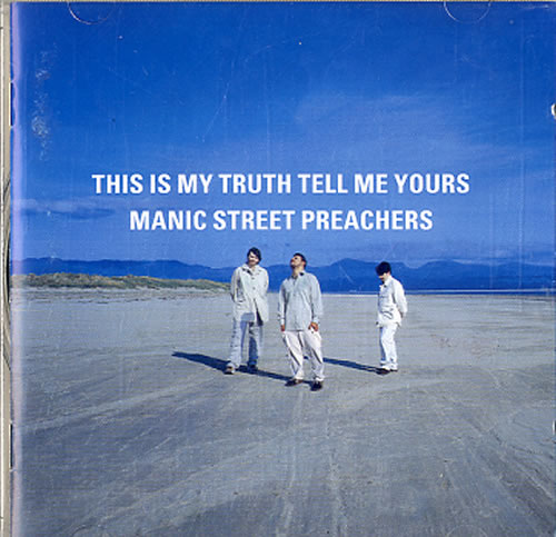 Manic Street Preachers This Is My Truth Tell Me Yours CD album (CDLP) UK MASCDTH620954