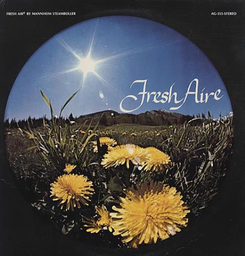 Mannheim Steamroller Fresh Aire vinyl LP album (LP record) US EIMLPFR330498