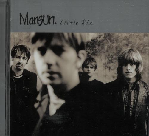 Mansun Little Kix CD album (CDLP) UK M-SCDLI161598