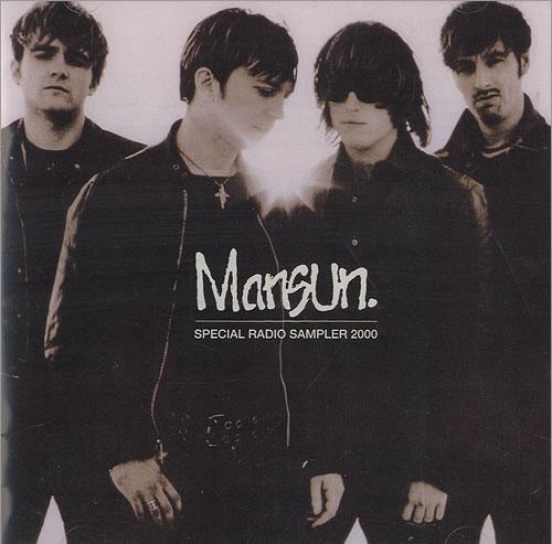 Mansun Special Radio Sampler 2000 CD album (CDLP) Japanese M-SCDSP438877