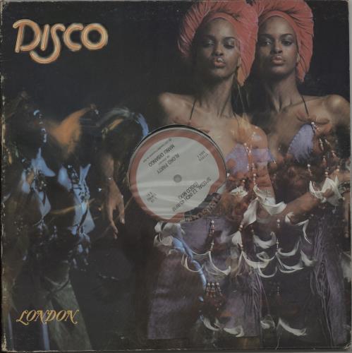 "Manu Dibango Aloko Party 12"" vinyl single (12 inch record / Maxi-single) Canadian 3MD12AL662812"