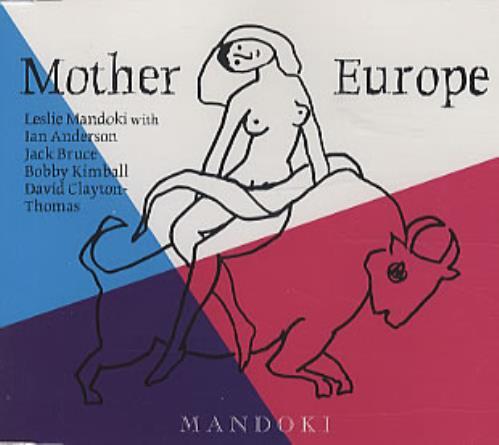 """Man Doki Mother Europe CD single (CD5 / 5"""") German OKIC5MO148159"""