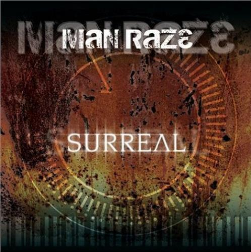 Man Raze Surreal CD album (CDLP) UK MZNCDSU452978
