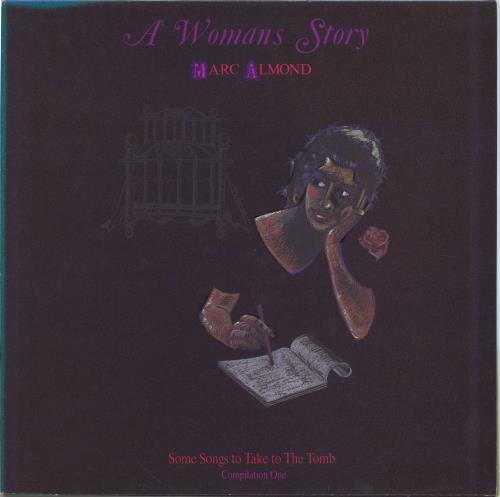 """Marc Almond A Woman's Story EP 12"""" vinyl single (12 inch record / Maxi-single) UK ALM12AW27957"""