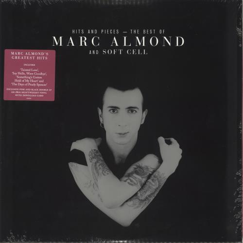 Marc Almond Hits And Pieces - The Best Of... - 180gm 2-LP vinyl record set (Double Album) UK ALM2LHI708422