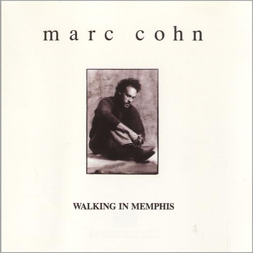 Marc Cohn Walking In Memphis Us Promo Cd Single Cd5 5