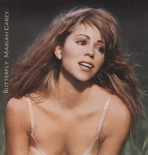 "Mariah Carey Butterfly 12"" vinyl single (12 inch record / Maxi-single) Dutch CRY12BU96486"