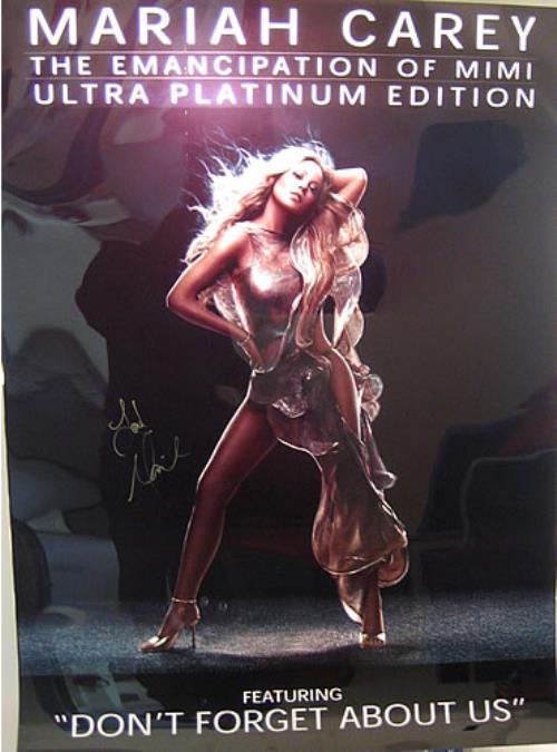 Mariah Carey The Emancipation Of Mimi Ultra Platinum