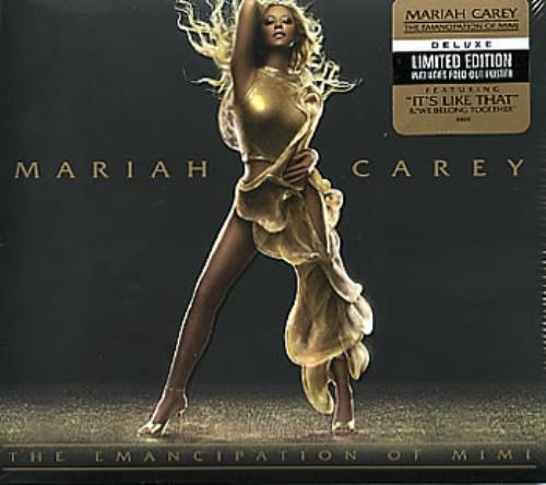 Mariah Carey The Emancipation Of Mimi Hong Kong Cd Album