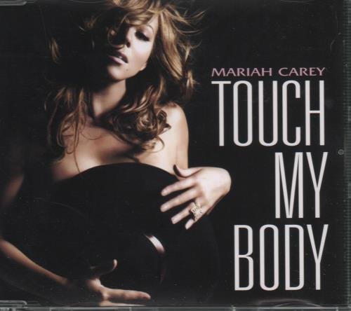 Mariah Carey Touch My Body 2-CD single set (Double CD single) UK CRY2STO430581