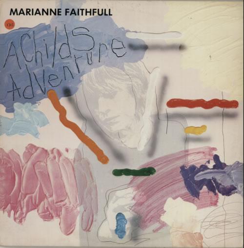 Marianne Faithfull A Child's Adventure vinyl LP album (LP record) UK MRNLPAC216972