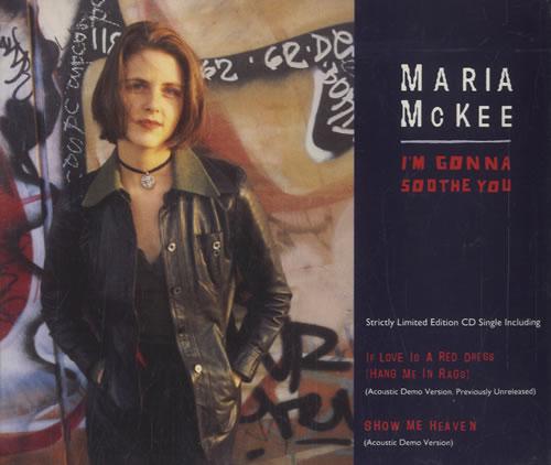 Maria Mckee Uk Tour