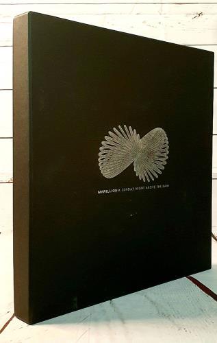 Marillion A Sunday Night Above The Rain - Autographed box set UK MARBXAS756483