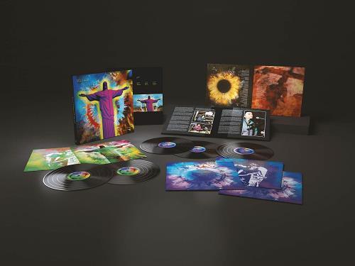 Marillion Afraid Of Sunlight - Sealed Box Vinyl Box Set UK MARVXAF732896