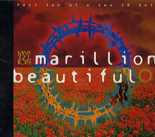 Marillion Beautiful - Part 1 & 2 2-CD single set (Double CD single) UK MAR2SBE113908