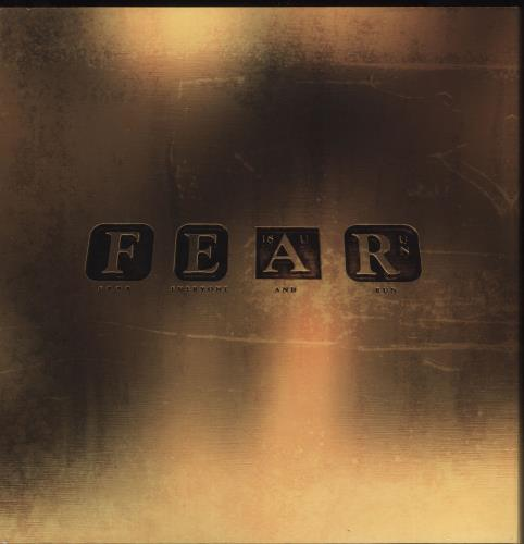Marillion FEAR (F*** Everyone And Run) - Fully Autographed box set UK MARBXFE724985