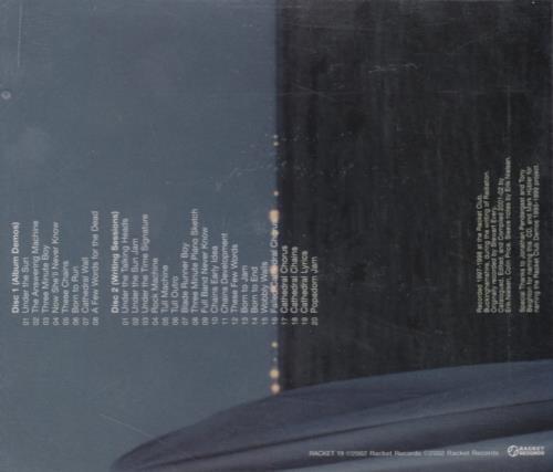 Marillion From Dusk 'til Dot, Volume 3 – Fallout 2 CD album set (Double CD) UK MAR2CFR621898