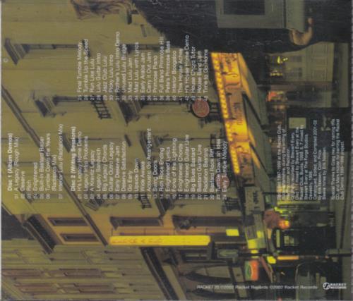 Marillion From Dusk 'til Dot, Volume 4 - Caught In The Net The Making 2 CD album set (Double CD) UK MAR2CFR621900