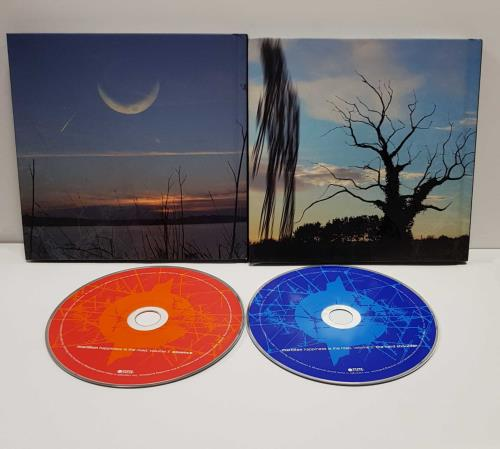 Marillion Happiness Is The Road - Deluxe Edition Volume 1 & 2 2 CD album set (Double CD) UK MAR2CHA620429