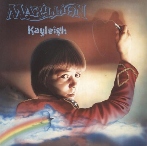 "Marillion Kayleigh 12"" vinyl single (12 inch record / Maxi-single) UK MAR12KA15204"