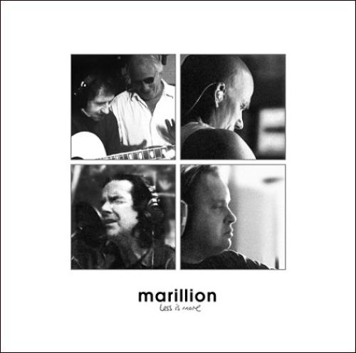 Marillion Less Is More CD album (CDLP) German MARCDLE485391
