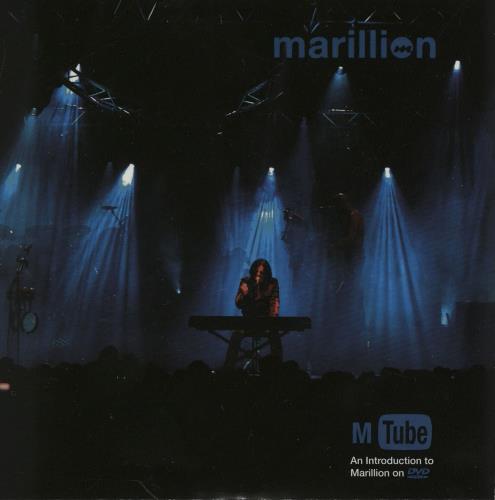 Marillion M Tube - An Introduction To Marillion On DVD DVD UK MARDDMT759536