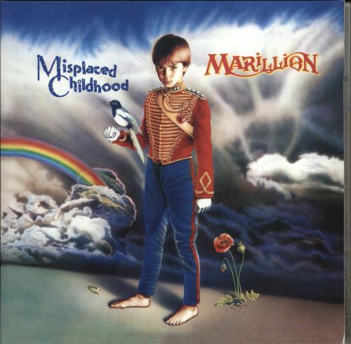 Marillion Misplaced Childhood - 180gm vinyl LP album (LP record) UK MARLPMI768115