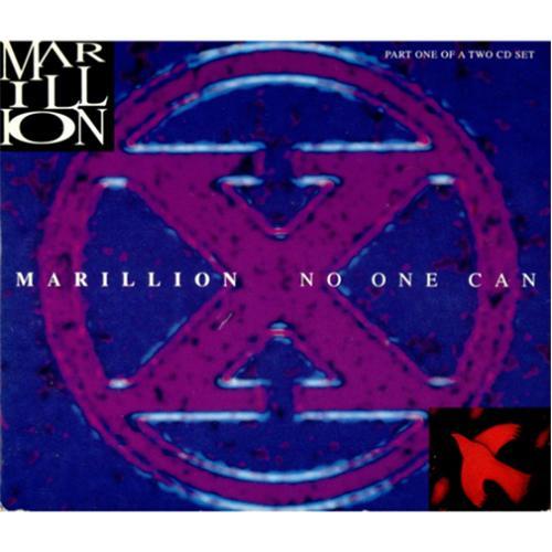 Marillion No One Can 2-CD single set (Double CD single) UK MAR2SNO49107