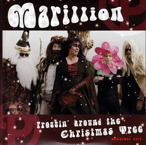 Marillion Proggin' Around The Christmas Tree DVD UK MARDDPR612923