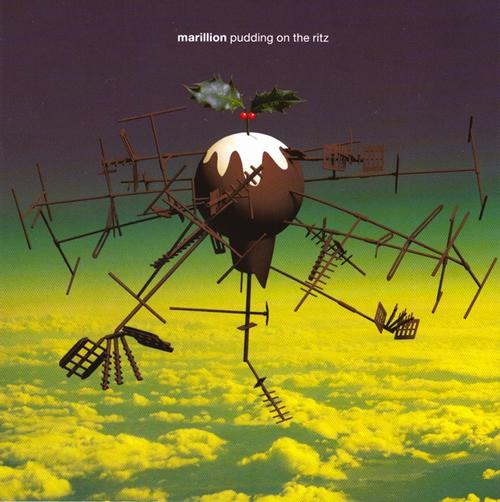 Marillion Pudding On The Ritz CD album (CDLP) UK MARCDPU612912