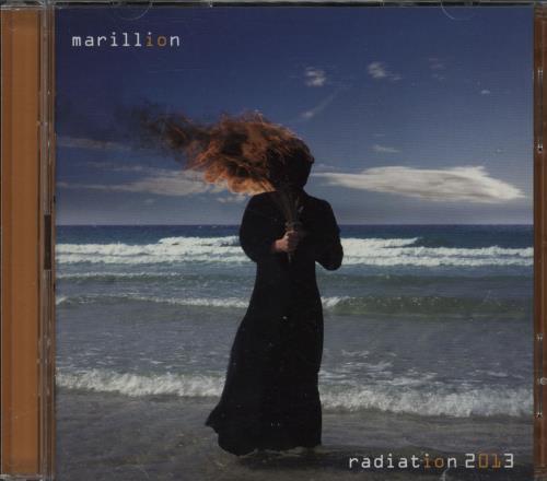 Marillion Radiation 2013 2 CD album set (Double CD) UK MAR2CRA756309