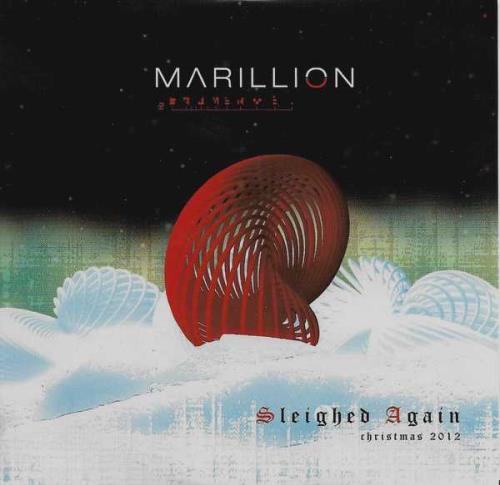 Marillion Sleighed Again Christmas 2012 DVD UK MARDDSL756022