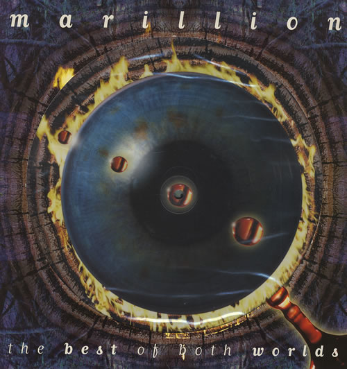 Marillion The Best Of Both Worlds 1989 Present Uk