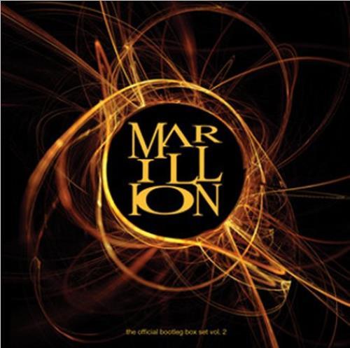 Marillion The Official Bootleg Box Set (Volume 2) CD album (CDLP) UK MARCDTH506287